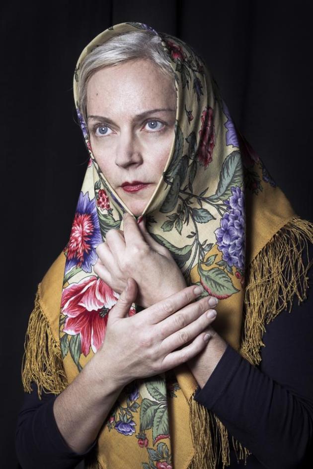 Irene Caesar (December, 2013) / Ирина Цеаарь (декабрь 2013 г.)