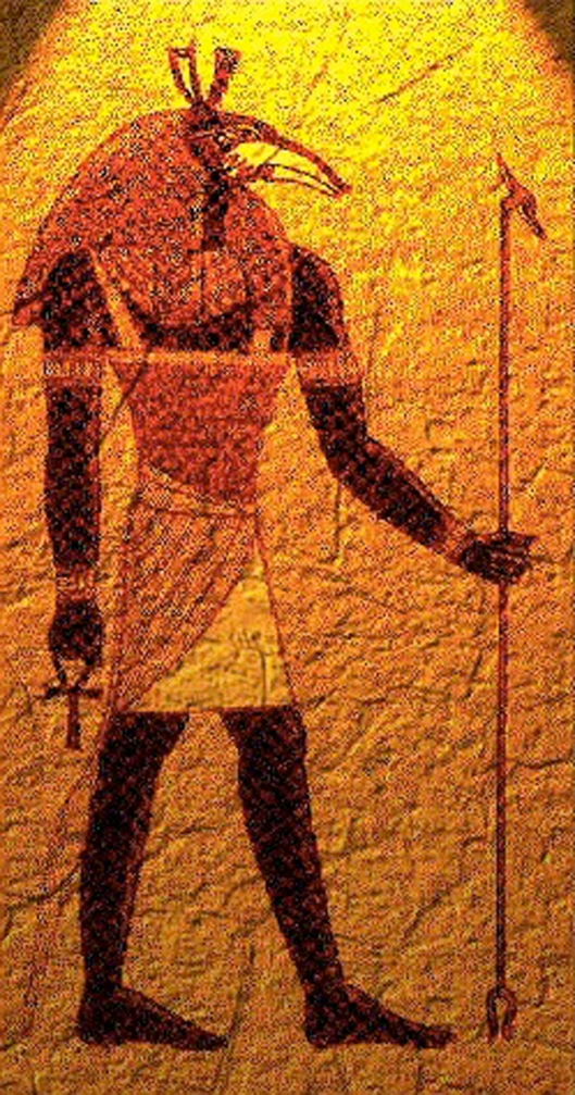 "Seth is the God of Desert and Death, the God of the Upper Egypt. That is why the true negroid Jews of the Old Testament call themselves not only as ""The Tribe of Judah,"" but also as ""The Tribe of Seth,"" and that is why the Greek word ""synagogue"" is in reality ""The House of Seth"" in Hebrew. Seth is also pronounced Sata or Satan. That is why Christ said that the god of the Jews is Satan (Sata or Seth, the god of Сет -- бог пустыни и смерти, бог Верхнего Египта. Поэтому подлинные негроидные евреи Ветхого Завета называют себя не только ""Племя Иуды,"" но так же ""Племя Сета,"" и поэтому греческое слово ""синагога"" на самом деле есть ""Дом Сета"" на иврите. Сет также произносится как Сата или Сатан. Именно поэтому Христос сказал, что бог Иудиеев -- Сатан (Сата или Сет, бог смерти).death) /"