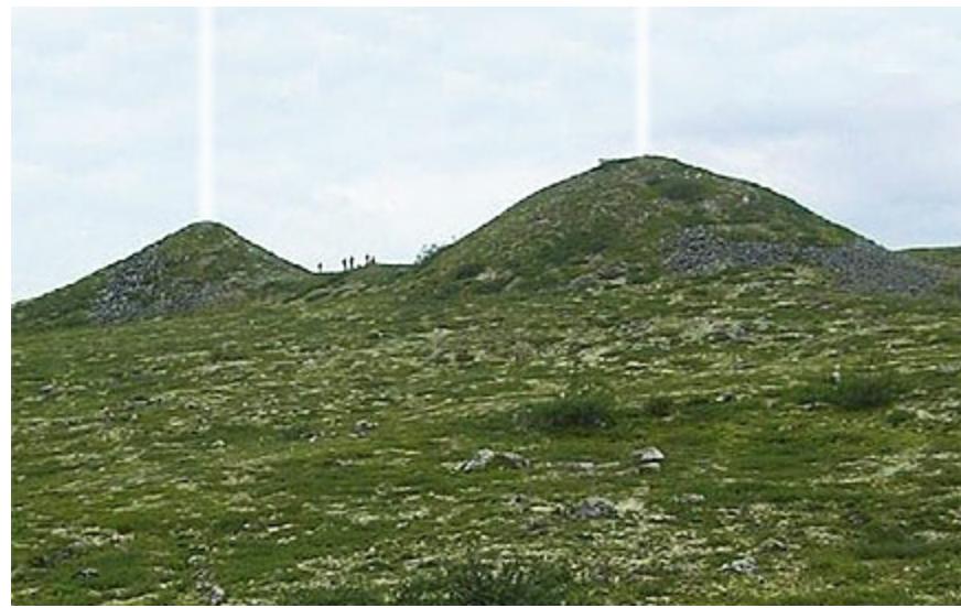 Допотопные Руско-Арийские Пирамиды на Кольском Полуострове, Россия, 14,000 до н.э.