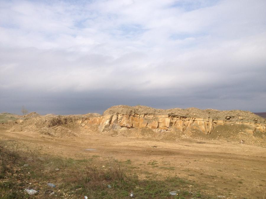Руско-Арийская пирамида в Оренбургской области, Урал, Россия.