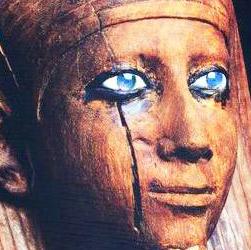 Pharaoh Ka with blue eyes / Фараон Ка с голубыми глазами
