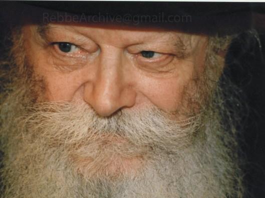 Chabad Leader Menachem Mendel Schneerson ———- Глава Хабада Менахем-Мендл Шнеерсон