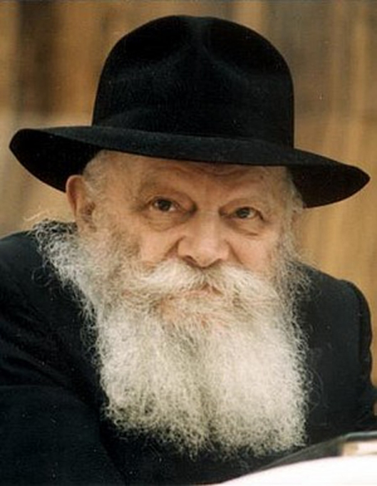 "Rabbi Menachem Mendel Schneerson (April 5, 1902 – June 12, 1994, known as the Lubavitcher Rebbe or just the Rebbe was the seventh Rebbe (Hasidic leader) of the Chabad (also called ""Chabad-Lubavitch movement""). He was fifth in a direct paternal line to the third Chabad Rebbe, Menachem Mendel Schneersohn. He assumed the leadership of the Chabad in January 1951, a year after the death of his father-in-law, Rabbi Yosef Yitzchok Schneersohn. Even after his death, he is revered as the leader of Chabad. ---------- Раввин Менахем-Мендл Шнеерсон (5 апреля 1902 - 12 июня 1994, известный как Любавический Ребе или просто Ребе был седьмым Ребе (лидер хасидов) Хабада (так же называемого"
