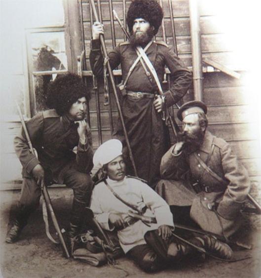 Urals Cossacks / Kazaks ---------- Уральские Казаки