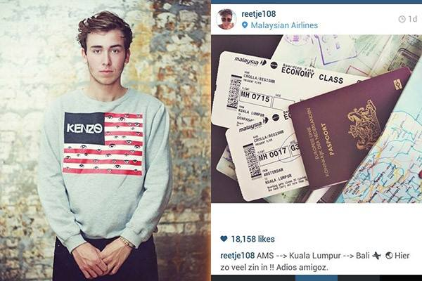 Mossad agent Crolla was the one who jumped off the lowered Malaysian Boeing 777 right before its crash and threw in fake Dutch passports with expiration holes.