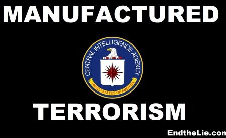 CIA manufactured terrorism
