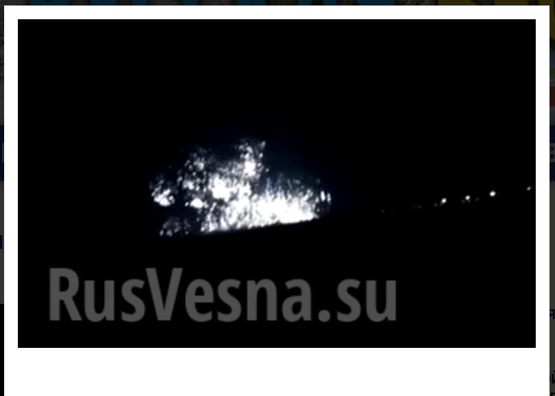 On July 2014, Ukro-Zio-Nazi Junta bombed unarmed civilians in Donetsk (over 982,000 inhabitants) with white phosphorus bombs.
