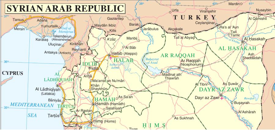 То, что целая область в Сурии / Сирии называется Казаках неопровержимо доказывает, что Сурия / Сирия - это исконно Руская-Скифская-Сакская / Кас-Сакская / Казацкая земля. О том, что Сурия / Сирия - это исконно Руская-Скифская-Сакская / Кас-Сакская / Казацкая земля говорит и этнический тип Сурийцев / Самарцев с голубыми глазами и светло-рысими глазами. Взять того же Башара Асада с очень белой кожей и очень голубыми глазами, который выглядит, как отменный Рус-Скиф-Сак / Кас-Сак / Казак.