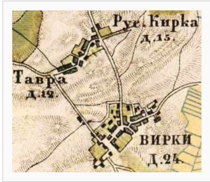 Та́вры — деревня Колтушского сельского поселения Всеволожского района Ленинградской области.