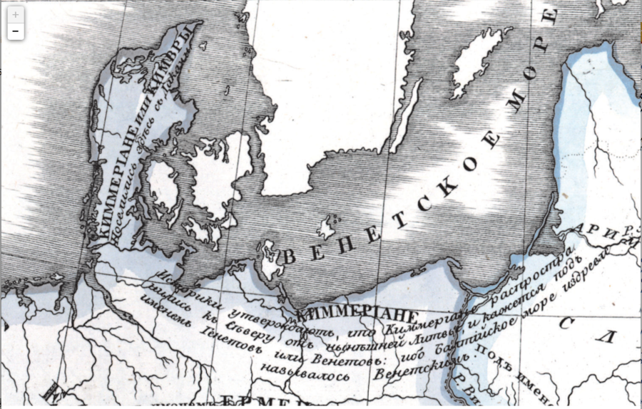 Самым последним случилось заселение Руско-Арийскими Самарцами / Кимерийцами / Кеммеровцами Германии и Англии, так как ледник стаял там позже всего.