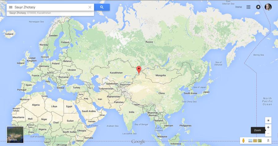 Саурские или Царские Горы (ныне Казахстан), названные так Русо-Арийскими Скинфскими-Сакскими / Кас-Сакскими / Казакскими Амазонками-Сарматками / Царь Матками.