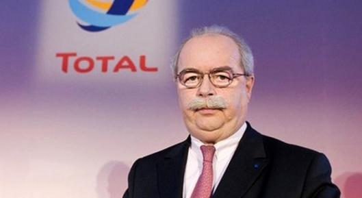 Глава крупнейшей французской нефтяной компании Total Кристоф де Маржери, который хотел торговать нефтью за рубли