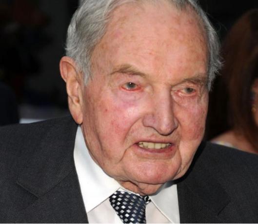 David Rockefeller, Executioner of Millions