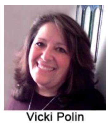 Vicki Polin