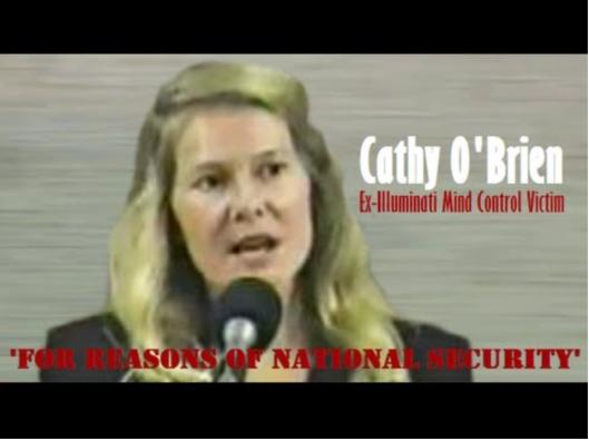 Малолетняя дочь Кати О'Брайен была выкрадена у неё и сделана секс рабыней педофила и сатаниста Джоржа Буша Старшего