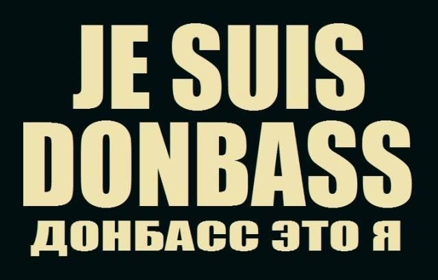 Je Suis Donbass