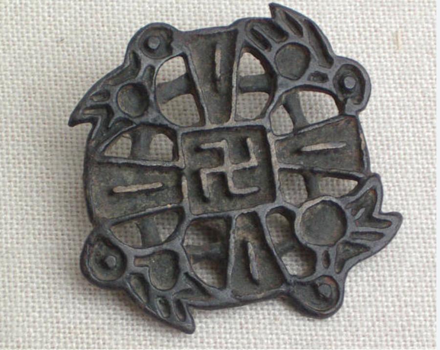 Несторианский Крест Несторий был Архиепископом Константинопола (428-431 н.э.).