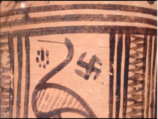 Ваза 8 века,