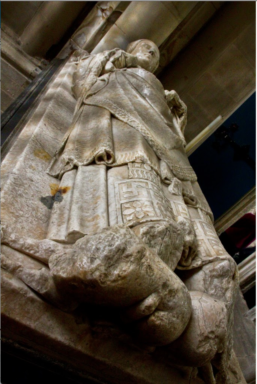 William of Edington, Bishop of Winchester 1346-66.