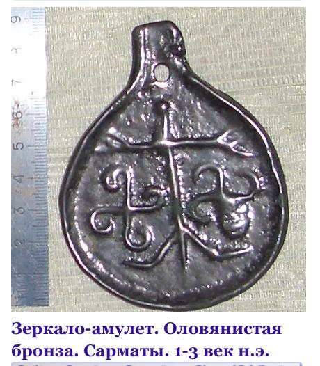 Сарматы - это вторая волна Русо-Ариев, осваивавших Арья-зону.