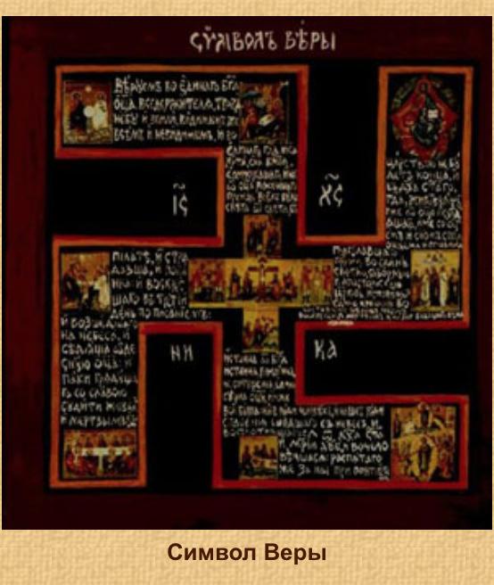 Русская Христианская Православная Икона