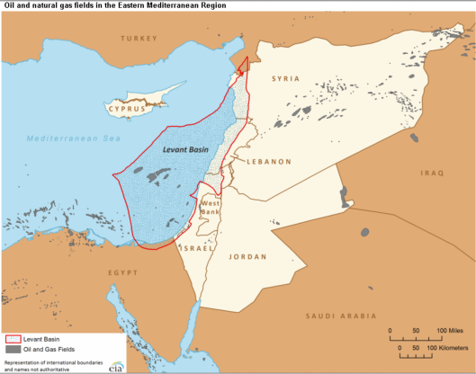 левиафан_газовое_месторождение_израиля