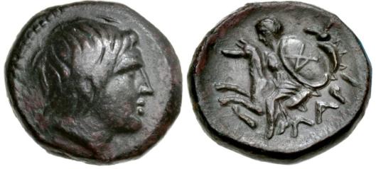 achilles-4-century-bc-larissa-kremaste-phthia-thetis-with-shield-ax-monogram