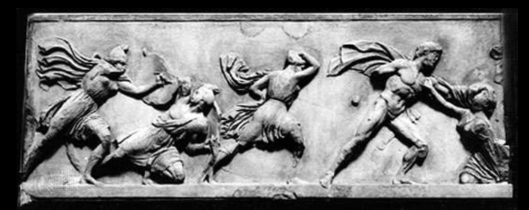 AMAZONS-BATTLE-WITH-GREEKS
