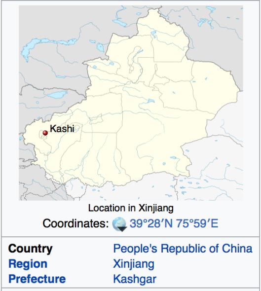 KASHI-XINJIANG
