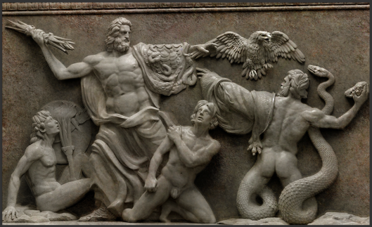 PERGAMON-FRIEZE